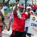 Labour Day March Bermuda, September 3 2018-5293