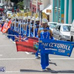 Labour Day March Bermuda, September 3 2018-5374