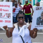Labour Day March Bermuda, September 3 2018-5472