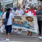 Labour Day March Bermuda, September 3 2018-5479