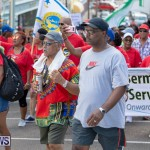 Labour Day March Bermuda, September 3 2018-5518
