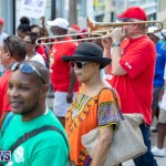Labour Day March Bermuda, September 3 2018-5536