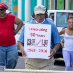 Labour Day March Bermuda, September 3 2018-5573