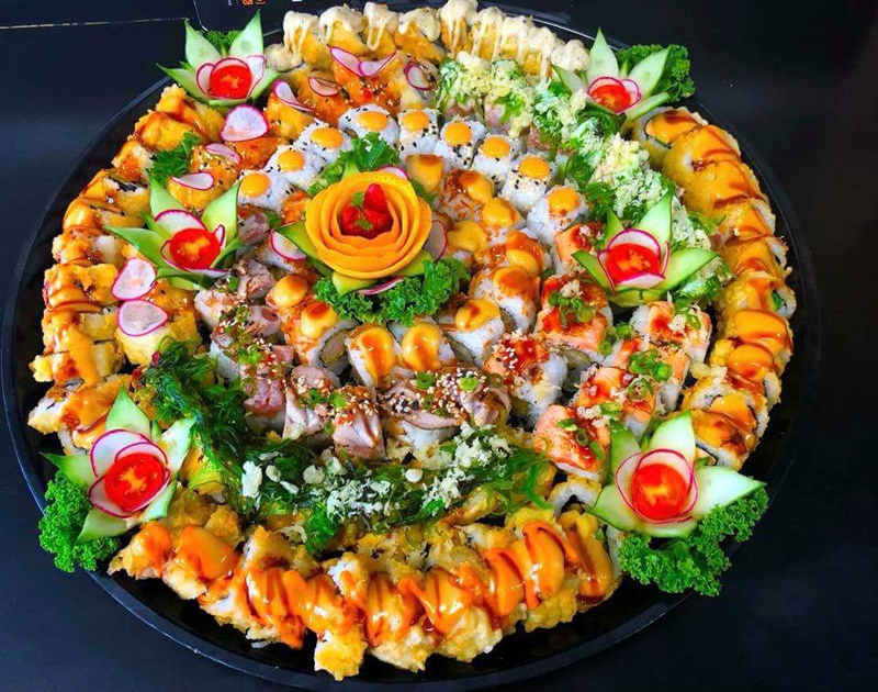 Misaki sushi restaurant Bermuda Sept 2018 (10)