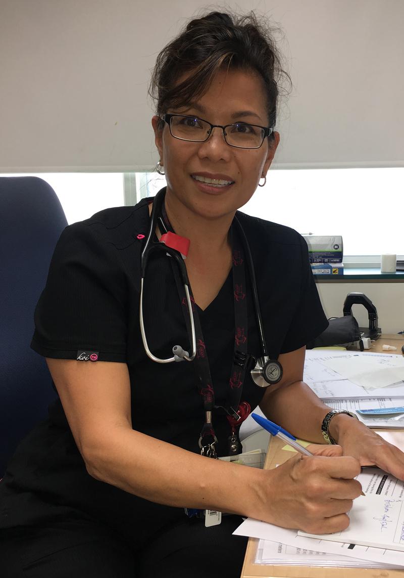 Myrian Balitian-Dill Bermuda September 2018 (2)