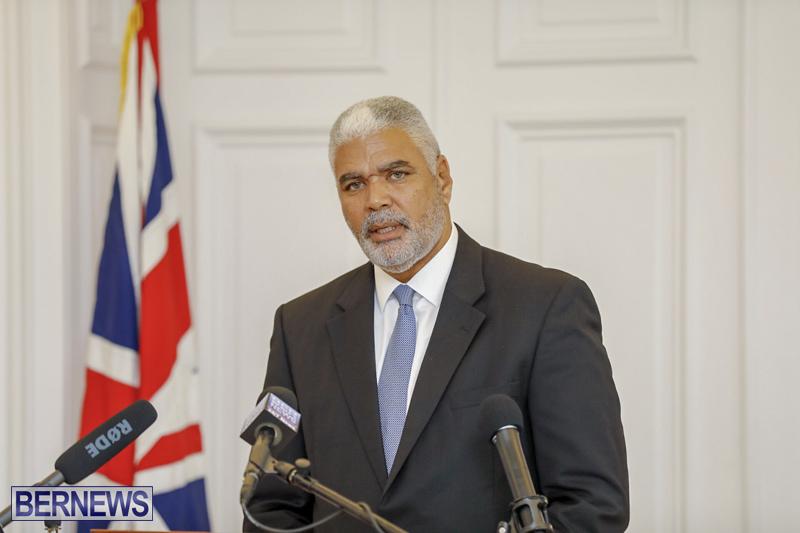 New Opposition Leader Craig Cannonier Bermuda Sept 24 2018 (3)