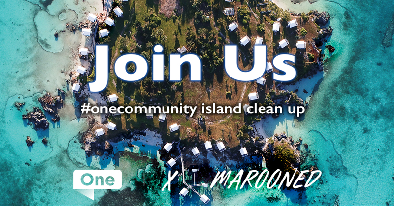 One Communications_Marooned_Community Cleanup Bermuda Sept 25 2018
