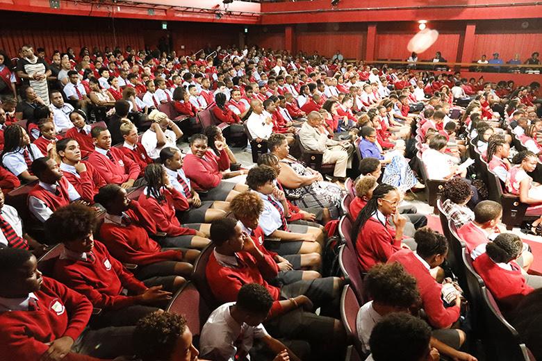 Opening Day of School Bermuda Sept 10 2018 (2)
