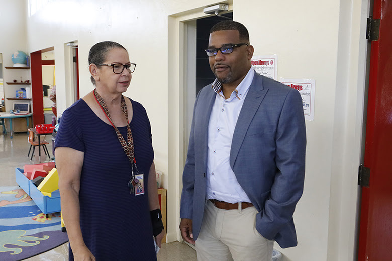 Opening Day of School Bermuda Sept 10 2018 (4)