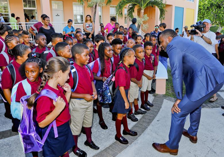 Premier Back to School Northlands Bermuda Sept 10 2018 (1)