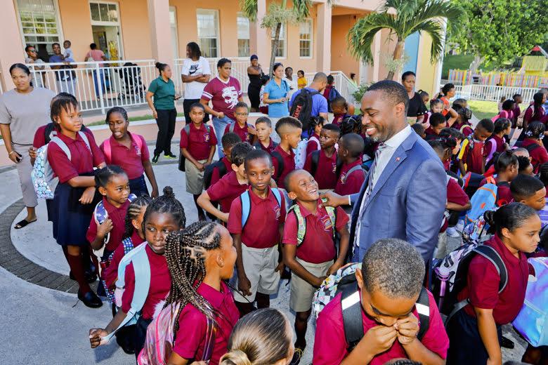 Premier Back to School Northlands Bermuda Sept 10 2018 (3)