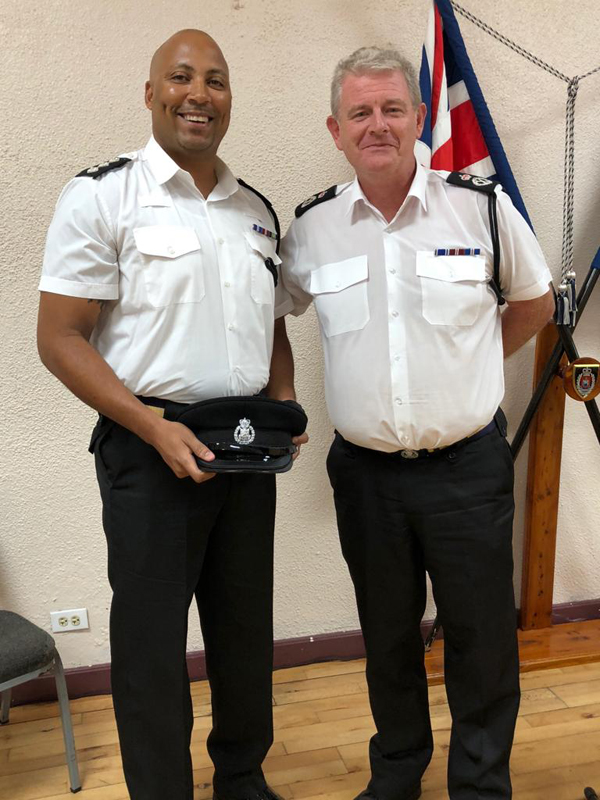 Promotions to Chief Inspector Bermuda Sept 21 2018 (1)
