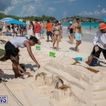 Sandcastle Competition Horseshoe Bay Bermuda, September 1 2018-2199