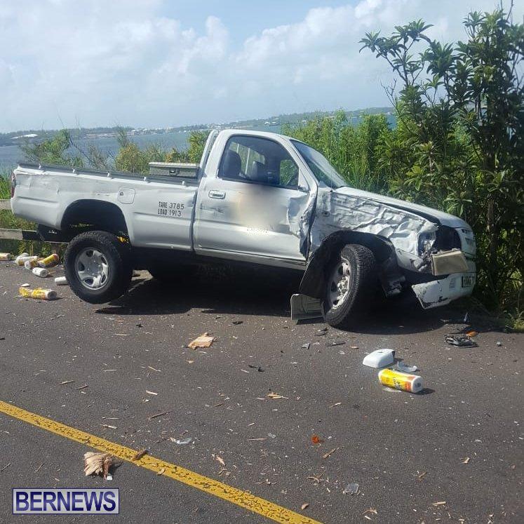Southampton Trucks Collision Bermuda, September 11 2018 (7)