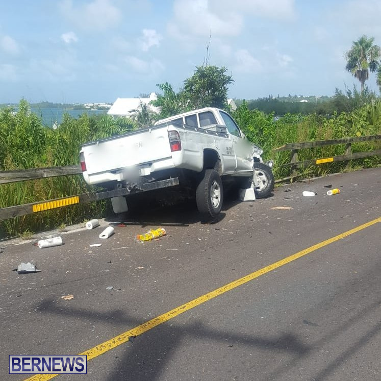 Southampton Trucks Collision Bermuda, September 11 2018 (8)