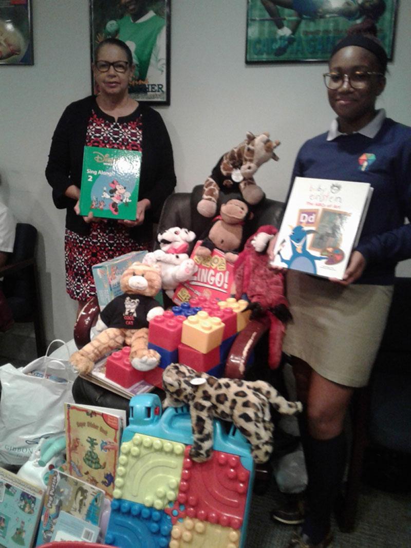 Toys to Warwick Preschool