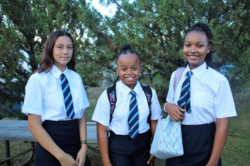 Warwick Academy Back to School Bermuda Sept 5 2018 (28)