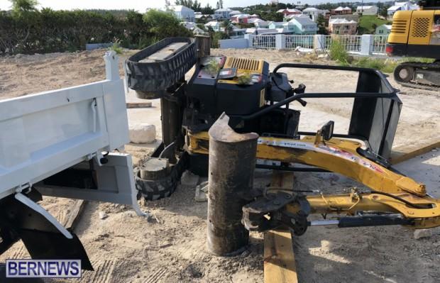 equipment Bermuda Sept 14 2018