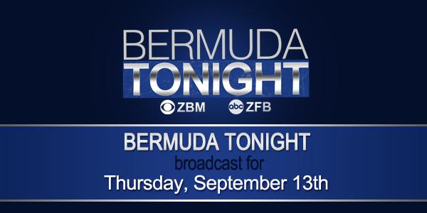 zbm 9 news Bermuda September 13 2018 TC