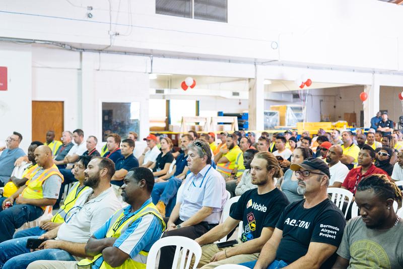 Aecon Celebrates Safety Week Bermuda Oct 2018 (2)