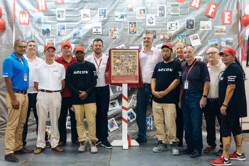 Aecon Celebrates Safety Week Bermuda Oct 2018 (3)
