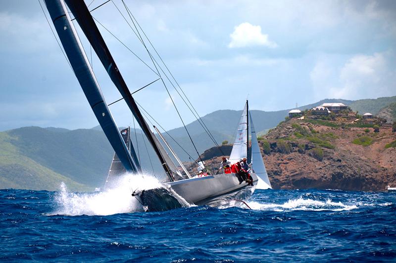 Antigua Bermuda Race October 2018