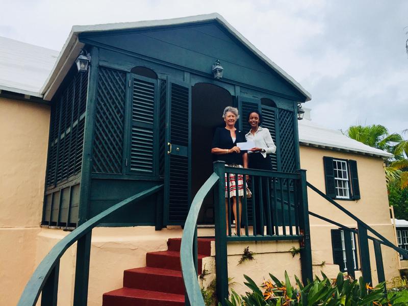 Argo BNT Bermuda Oct 1 2018
