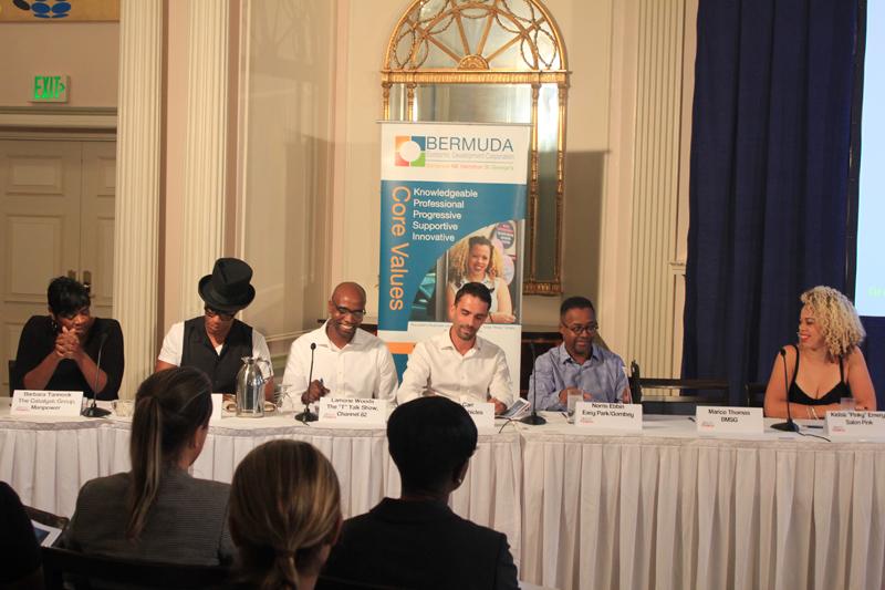 BEDC Disruption & Innovation Seminar Bermuda Oct 2018 (1)