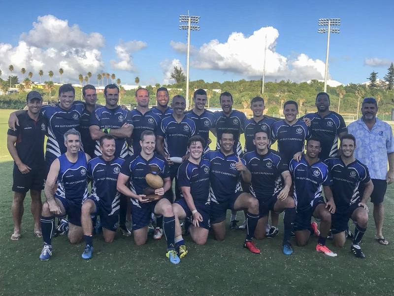 BRFU Mad Hatters Rugby Tournament Bermuda, October 6 2018 (1)