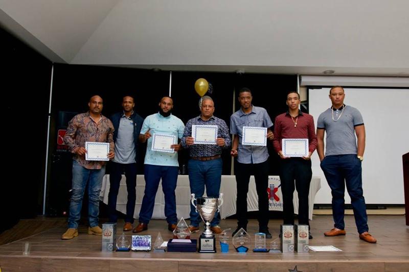 Bermuda Cricket Board Award October 2018 (1)