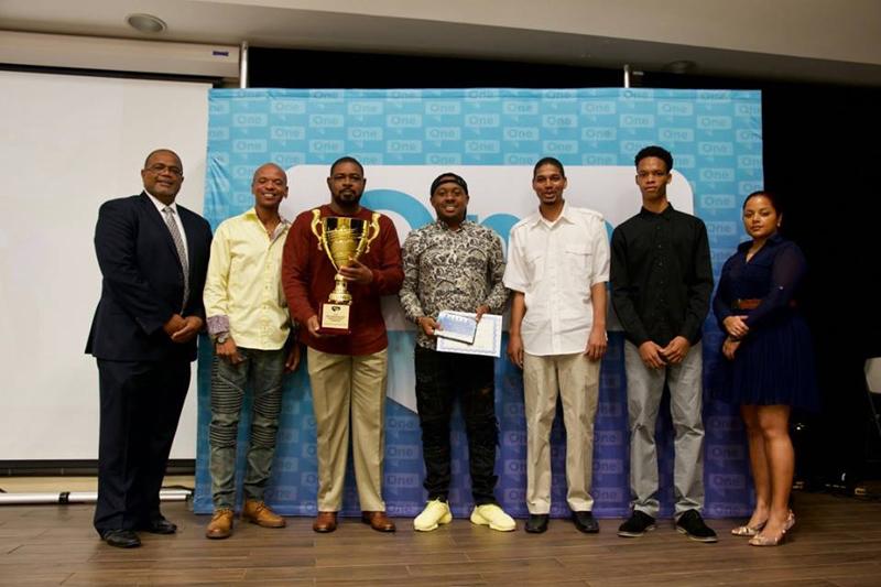 Bermuda Cricket Board Award October 2018 (2)