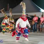 Bermuda International Gombey Festival Showcase, October 6 2018-3400