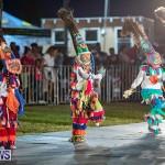 Bermuda International Gombey Festival Showcase, October 6 2018-3412