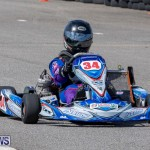 Bermuda Karting Club racing, October 21 2018-8396