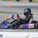 Bermuda Karting Club racing, October 21 2018-8406