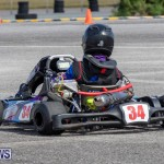 Bermuda Karting Club racing, October 21 2018-8442