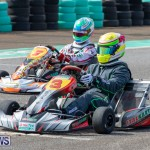 Bermuda Karting Club racing, October 21 2018-8670