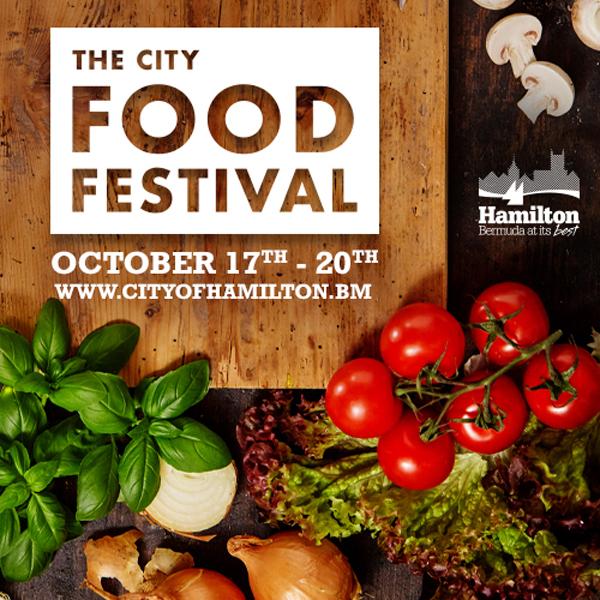 City Food Festival Bermuda Oct 16 2018