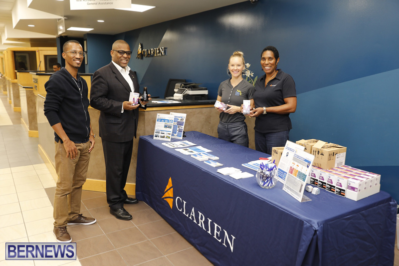Clarien Bank Community LED Bulb Exchange Bermuda Oct 2018 (1)