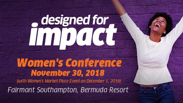 Designed For Impact Bermuda October 2018