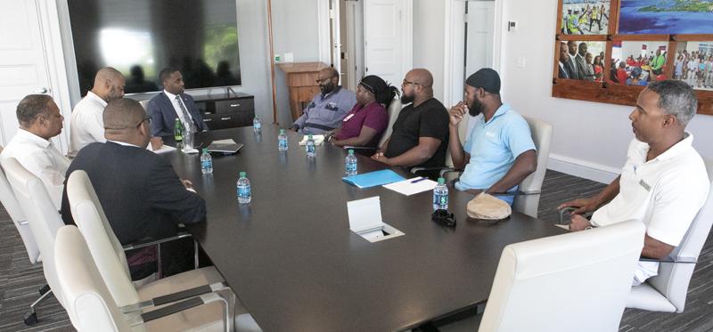 ESTU meeting Bermuda October 2018