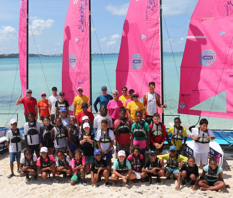 Endeavour Community Sailing Bermuda October 2018 (2)