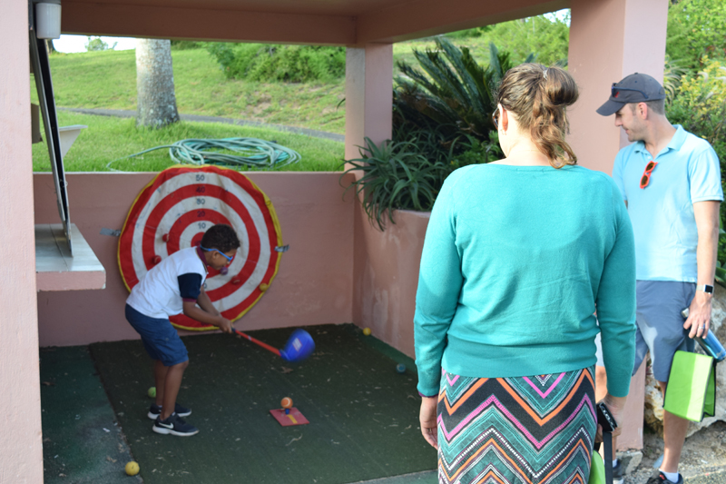 Family Centre Golf Day Bermuda Oct 18 2018 (1)
