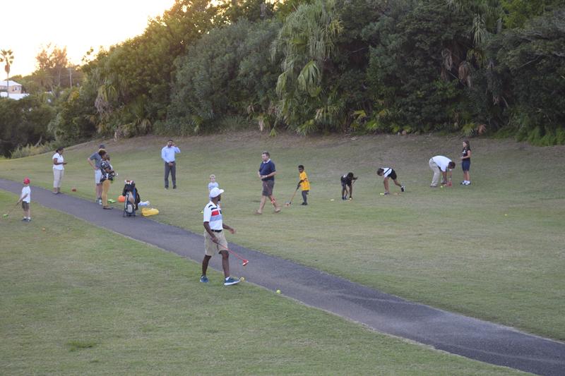 Family Centre Golf Day Bermuda Oct 18 2018 (10)