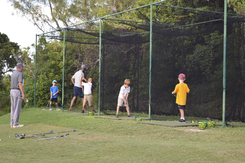 Family Centre Golf Day Bermuda Oct 18 2018 (3)