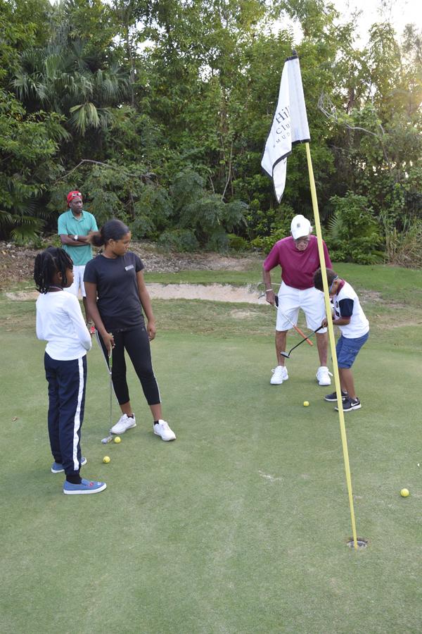 Family Centre Golf Day Bermuda Oct 18 2018 (4)