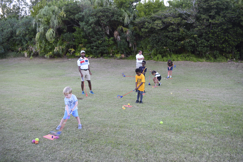 Family Centre Golf Day Bermuda Oct 18 2018 (6)