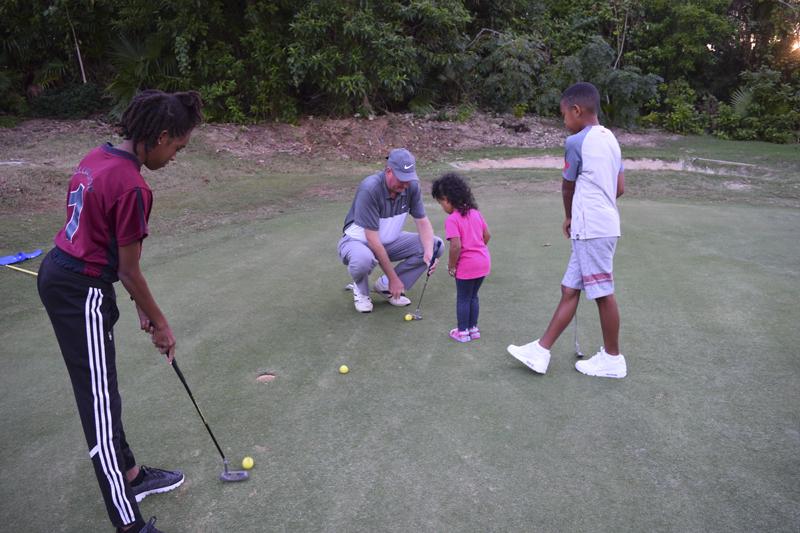 Family Centre Golf Day Bermuda Oct 18 2018 (8)