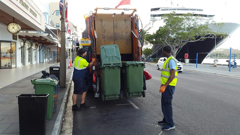 Garbage Collection Bermuda October 2018 (3)