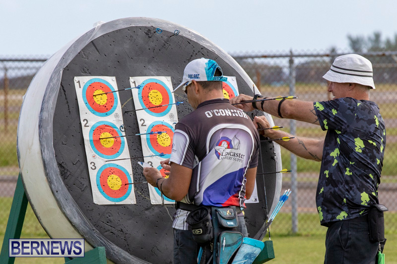 Gold Point Archery Bermuda, October 21 2018-9053